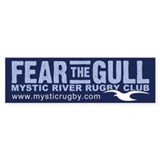 """Fear The Gull"" Bumper Bumper Sticker"