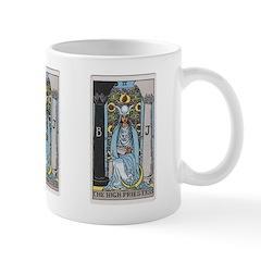 02 Tarot Priestess Mug
