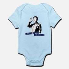 Kim Jong Il Insane Infant Bodysuit