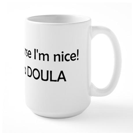 Doula Large Mug