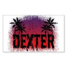 Dexter Rectangle Decal