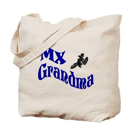 Mx Grandma No cross Tote Bag