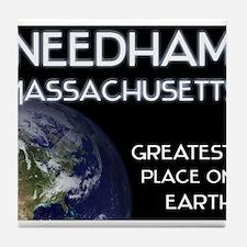 needham massachusetts - greatest place on earth Ti