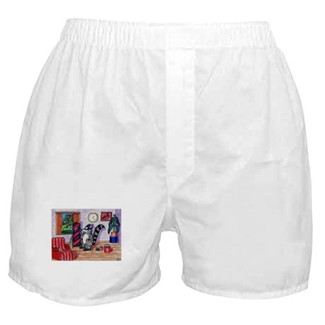 Walter's New Painting Boxer Shorts