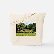Flowers BG, VI Tote Bag