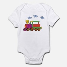 Unique Trains Onesie