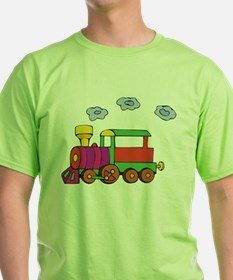 Cute Trains T-Shirt