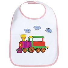Unique Trains Bib