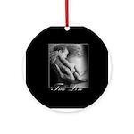 True Love Ornament (Round)