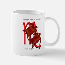Funny Twin turtle Mug
