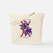 Unique Twin birth Tote Bag