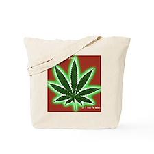 Pot does its job Tote Bag