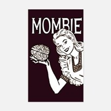 Mombie ~ Zombie Mother Decal