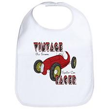 Sprint Car Vintage Racer Bib