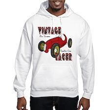 Sprint Car Vintage Racer Hoodie