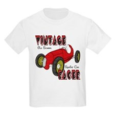 Sprint Car Vintage Racer T-Shirt