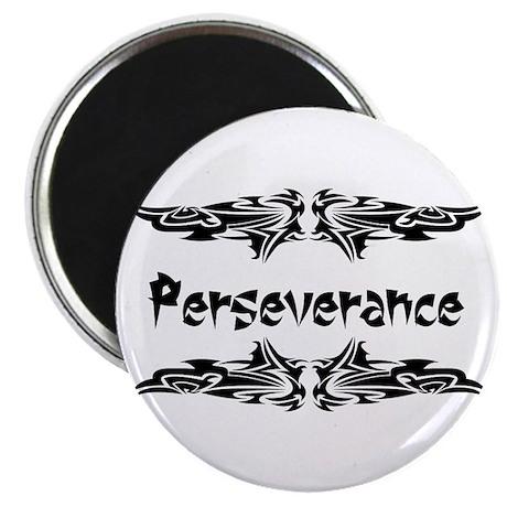 Martial Arts Perseverance Magnet