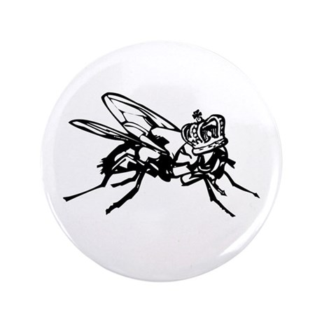 """the Lord of the Flies 3.5"""" Button"""