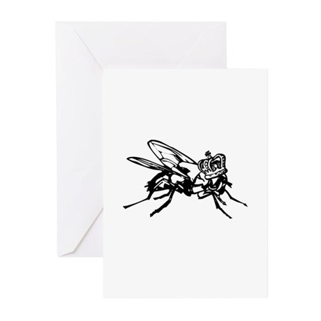 the Lord of the Flies Greeting Cards (Pk of 20)