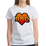 BBQ Love Women's T-Shirt