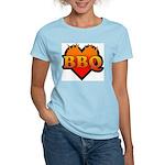 BBQ Love Women's Light T-Shirt