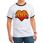 BBQ Love Ringer T