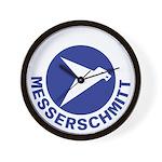 Messerschmitt Wall Clock