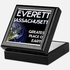 everett massachusetts - greatest place on earth Ke