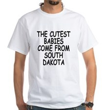 The cutest babies come from South Dakota Shirt