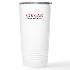 Cougar Communications Travel Coffee Mug