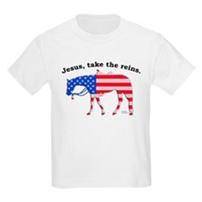 Jesus, take the Reins T-Shirt
