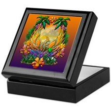 Phoenix Rising Keepsake Box