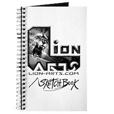 Lion-Arts Logo Journal