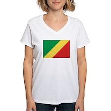Congo-Brazzaville Flag Shirt