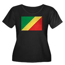Congo-Brazzaville Flag T