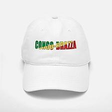 Congo-Brazzaville Baseball Baseball Cap
