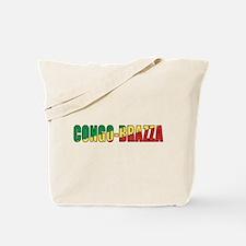 Congo-Brazzaville Tote Bag