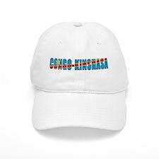 Congo-Kinshasa Baseball Cap