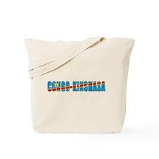 Congo-Kinshasa Tote Bag