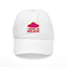 I Want To Believe Baseball Cap