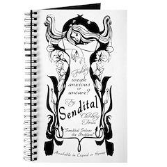Sendital Climbing Tonic Journal