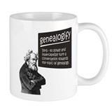 Genealogy Small Mugs (11 oz)