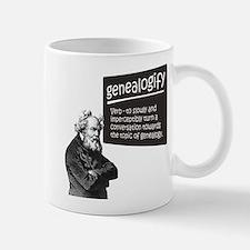 Genealogify Small Small Mug