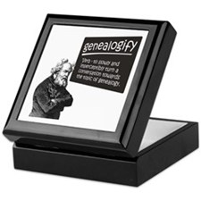 Genealogify Keepsake Box