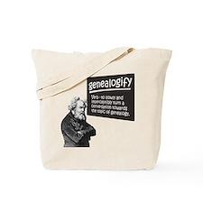 Genealogify Tote Bag