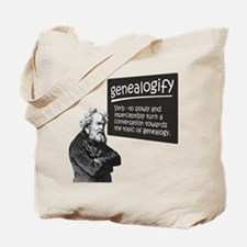 Genealogify Tote Bag