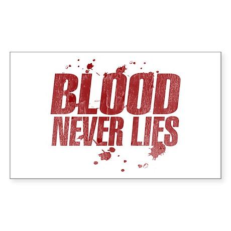 Dexter Rectangle Sticker