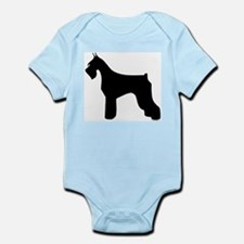 Silhouette #3 Infant Creeper