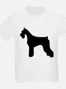 Silhouette #3 Kids T-Shirt