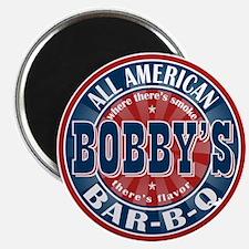 Bobby's All American Bar-b-q Magnet